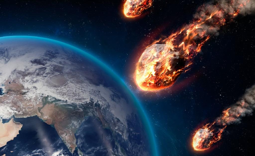 Eventos astronômicos desse tipo foram detectados pela NASA recentemente