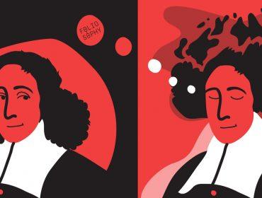 Geração Z: Audino Vilão traz Baruch Spinoza para explicar vontade e potência para 2021