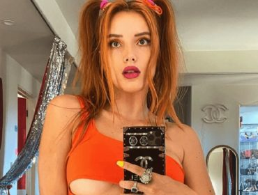 Bella Thorne faz post afirmando ter sido 'pioneira' do OnlyFans e é detonada por outros usuários do site