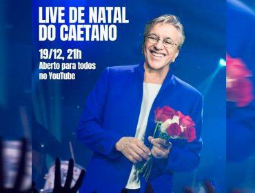 Caetano Veloso será o Roberto Carlos do Natal 2020 e Glamurama pode provar