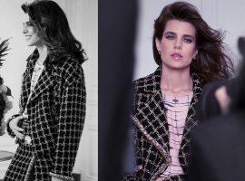 Chanel anuncia Charlotte Casiraghi como a nova embaixadora e porta-voz da maison