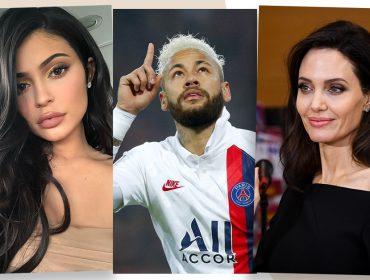 Kylie Jenner, Neymar e Angelina Jolie estão entre as 100 celebs mais bem pagas do mundo em 2020. Quem mais?