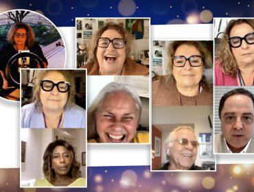 Retrospectiva 2020: as lives mais concorridas de Joyce Pascowitch e seus convidados para lá de especiais