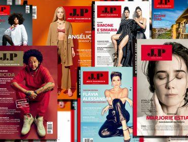J.P ganha Prêmio Veículos de Comunicação, da revista Propaganda, na categoria Mercado de Luxo. Viva!