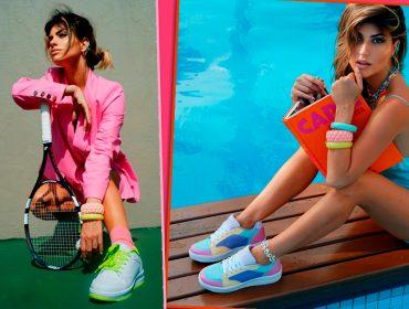 Coleção de footwear assinada por Cesca Civita é a exclusividade da vez na World Tennis. Vem conhecer!