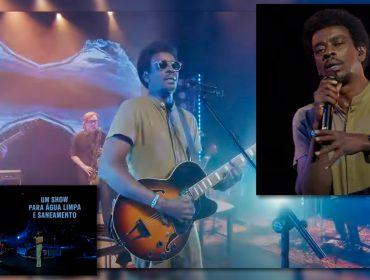 Seu Jorge canta e manda papo-reto com 'Negro Drama', dos Racionais MC's, em live beneficente