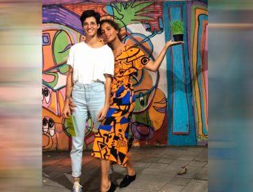 Camila Pitanga e Beatriz Coelho não formam mais um casal, e a atriz já voltou para sua casa no Rio de Janeiro