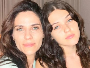 Foto de Rafaela Mandelli com a filha Catarina causa no Instagram e ganha enxurrada de elogios de famosos
