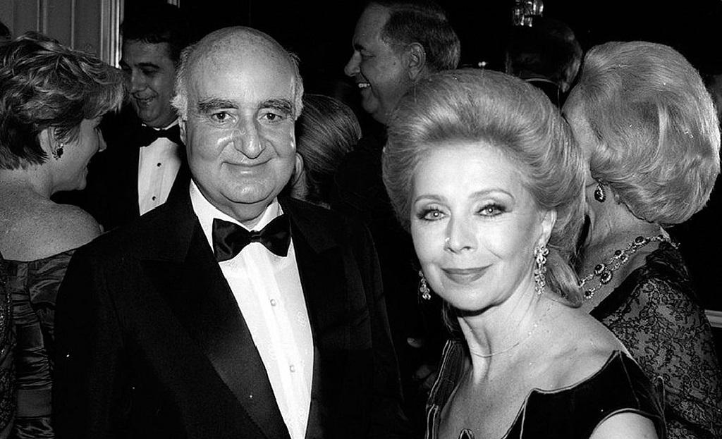 Edmond e Lily Safra