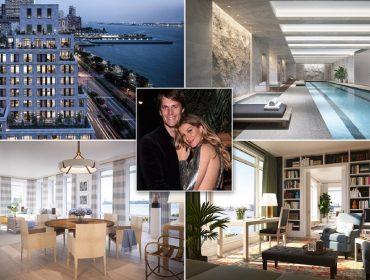 Gisele e Tom vendem apartamento em Nova York por mais de R$ 200 milhões. Veja as fotos!