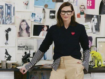 Jenna Lyons volta com tudo em reality show que busca novos talentos da moda. Play!