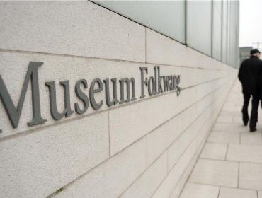 O Folkwang Museum de Essen, na Alemanha