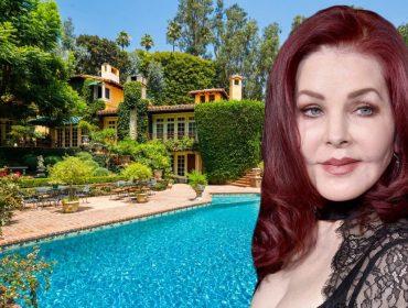 Viúva de Elvis, Priscilla Presley vende château onde viveu por 40 anos em Beverly Hills por R$ 67,1 milhões