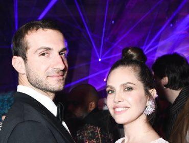 Casados desde outubro do ano passado, Dasha Zhukova e Stavros Niarchos esperam seu primeiro filho