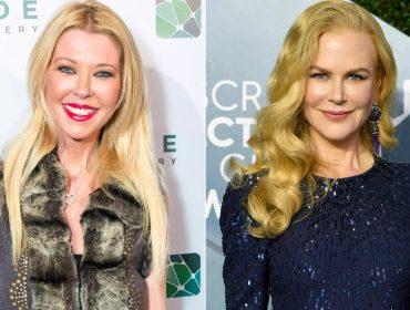 Estrela de 'American Pie', Tara Reid quer Nicole Kidman no elenco de seu próximo filme