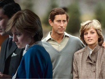 Josh O'Connor e Emma Corrin, que interpretam Charles e Diana na série da Netflix