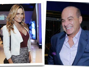 Marcelo Carvalho, dono da Rede TV, engata novo romance dois meses depois de separação conturbada
