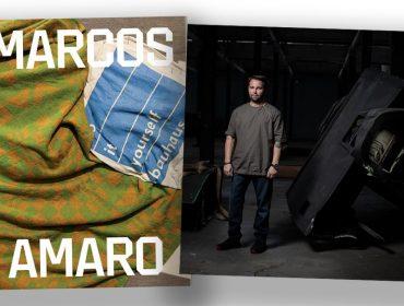 Marcos Amaro lança livro sobre sua trajetória artística e produção nos últimos 10 anos