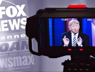 O presidente dos EUA sonha em ter seu próprio canal há tempos