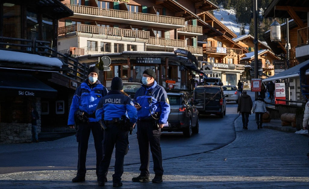 Verbier, na Suíça, é point de encontro de brits nessa época do ano