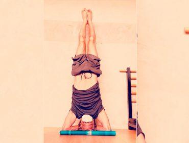 Fabio Assunção começa 2021 com um novo desafio: ioga. O homem não para!