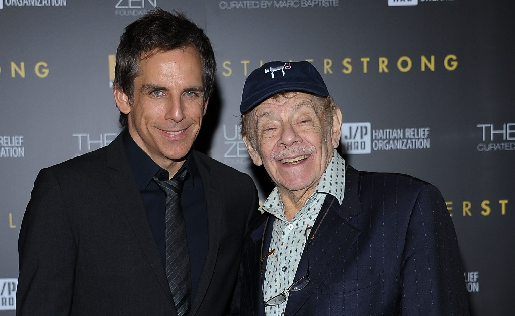 Ben e Jerry Stiller