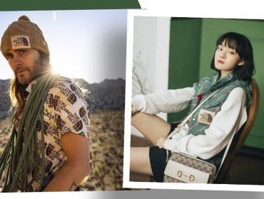 Desejo do dia: Se aventurar na collab que o mundo da moda precisava da North Face com a Gucci