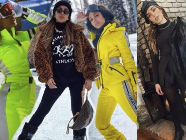 Anitta dá pinta em Aspen com looks poderosos que somam milhares de dólares. Confira cada um deles!