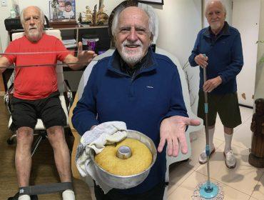 """Ary Fontoura, o melhor influencer do pedaço, completa 88 anos e declara: """"Temos que envelhecer com sabedoria"""""""