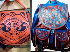 Desejo do dia: as bolsas de couro em mood 'sertão' do Mestre Espedito Seleiro