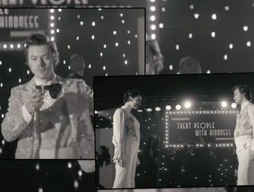 Harry Styles lança clipe no primeiro dia de 2021 com participação de Phoebe Waller-Bridge e surpreende os fãs