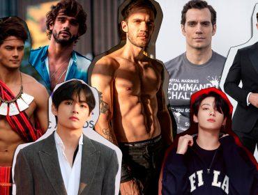 Saiu o ranking dos rostos masculinos mais bonitos de 2020 e a gente mostra quem está no topo dessa lista bem eclética