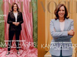 Revista com Kamala Harris na capa é criticada por 'clarear' a pele da futura vice-presidente dos EUA… e não é só isso!