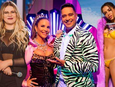 Ivete Sangalo, Anitta, Ludmila…Os lançamentos desta sexta-feira prometem agitar o final de semana. Play!