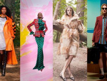Para conter o coronavírus, governo britânico veta eventos presenciais na semana de moda de Londres