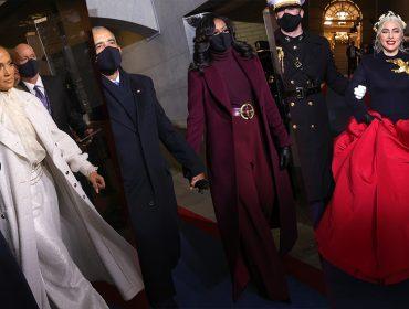 Quem brilhou no quesito fashionismo na cerimônia de posse de Joe Biden? A gente entrega tudo aqui