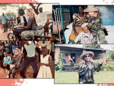 Madonna passa temporada na África para que filhos se reconectem com suas raízes. Saiba tudo!