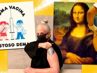 A vacina contra a Covid-19 está entre nós e a internet não poderia deixar de fazer o que faz de melhor: memes! Espia