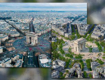 """Paris vai transformar a icônica Champs-Élysées em """"espaço ecológico"""" com reforma de mais de R$ 1 bilhão"""