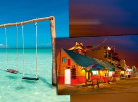 Lugares de sonho: Holbox, pedacinho do paraíso localizado na junção do mar do Golfo do México e o do Caribe