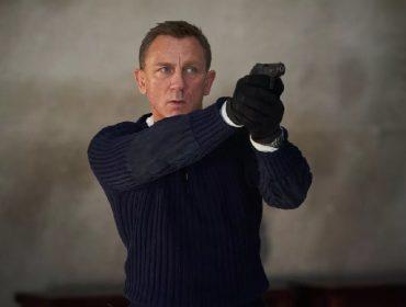 """Daniel Craig em cena de """"Sem Tempo Para Morrer"""""""