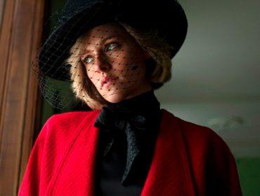 Kristen Stewart aparece irreconhecível em primeira imagem como a princesa Diana para o filme 'Spencer'