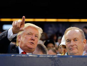 Ídolo da direita americana, Bill O'Reilly sugere que Trump convide Joe Biden para um café da manhã