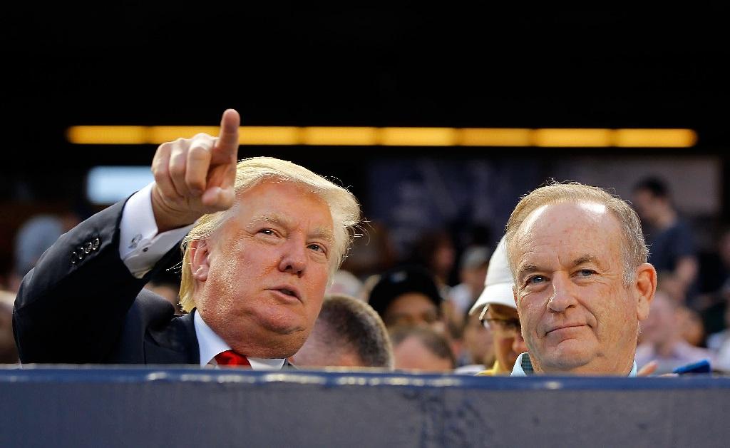 Donald Trump e Bill O'Reilly