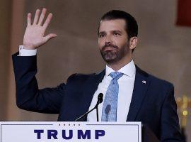 Assim como o pai e a irmã, Donald Trump Jr. também pretende trocar NY pela Flórida