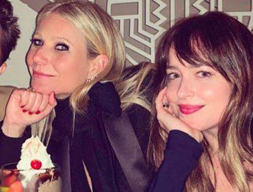 Gwyneth Paltrow está organizando o casamento do ex-marido, Chris Martin, com Dakota Johnson. Oi?