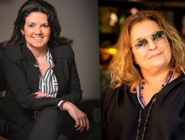 Mara Luquet entrevista Joyce Pascowitch nesta quarta-feira no 'Almoço do My News', no Youtube. Vem!