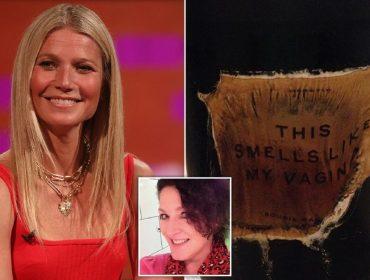 Mulher acende vela com o cheiro da vagina de Gwyneth Paltrow, que explode e quase acaba em tragédia