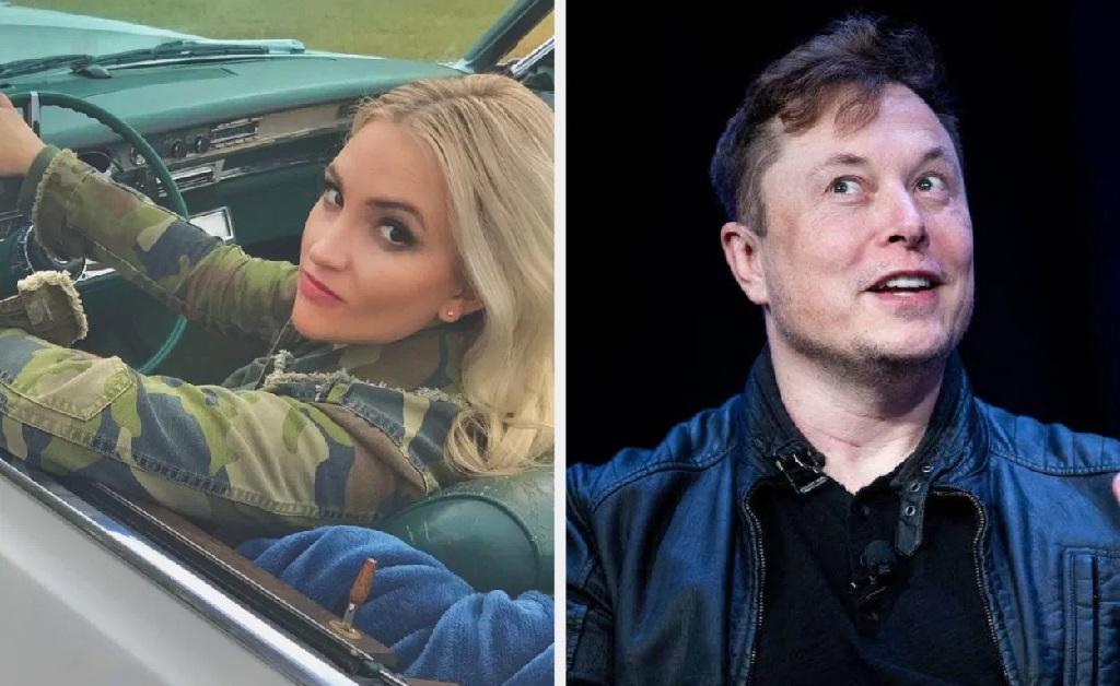 Jamie Lynn Spears e Elon Musk