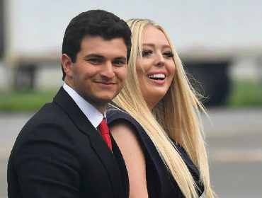 Michael Boulos e Tiffany Trump